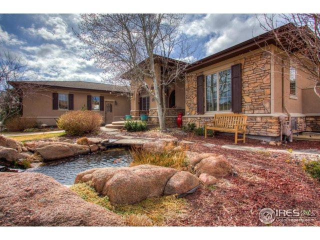 3735 Dorshire Ln, Timnath, CO 80547 (MLS #847577) :: The Forrest Group