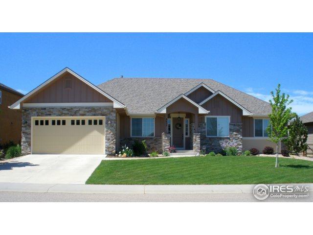 8655 Blackwood Dr, Windsor, CO 80550 (#847610) :: The Peak Properties Group