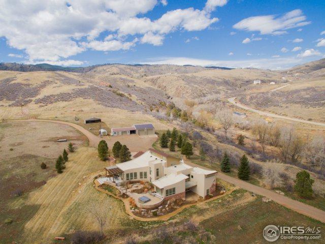 13185 Buckhorn Rd, Loveland, CO 80538 (MLS #847630) :: Downtown Real Estate Partners