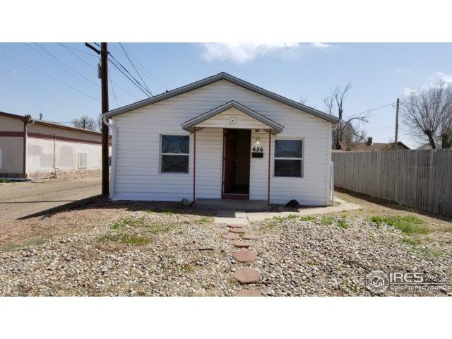 626 5th Ave, Greeley, CO 80631 (MLS #847643) :: Kittle Real Estate