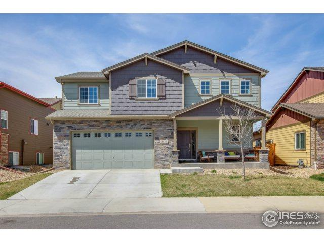 3337 Janus Dr, Loveland, CO 80537 (#847645) :: The Peak Properties Group