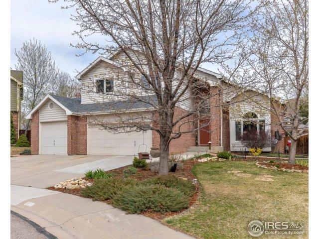 1030 Hinsdale Dr, Fort Collins, CO 80526 (MLS #847651) :: Kittle Real Estate