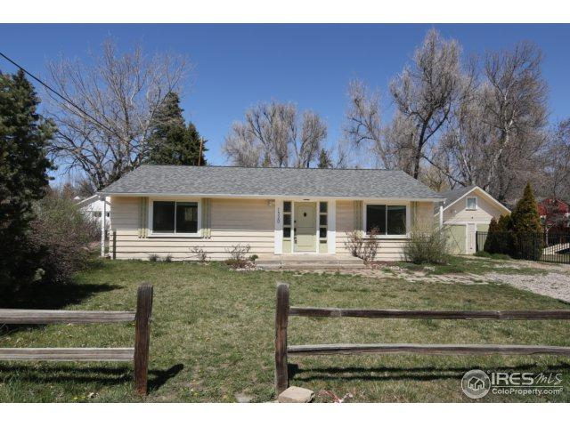 1320 W Magnolia St, Fort Collins, CO 80521 (MLS #847663) :: Kittle Real Estate