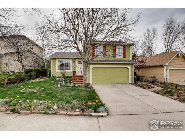 385 Eisenhower Dr, Louisville, CO 80027 (#847673) :: The Peak Properties Group