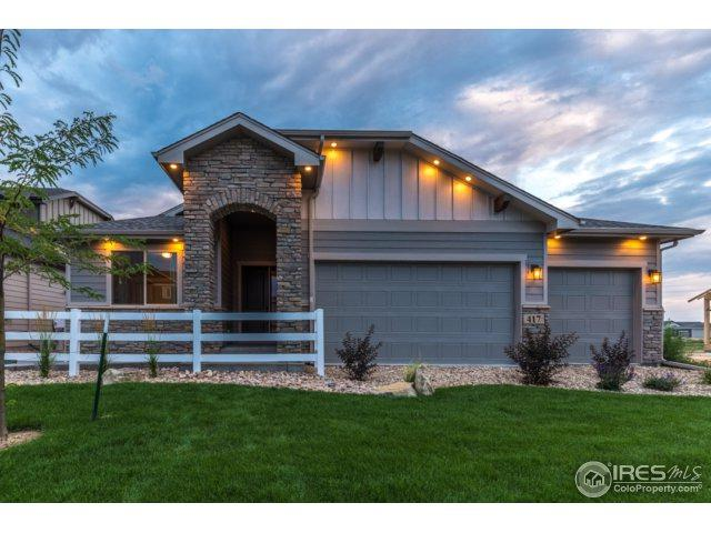417 Vermilion Peak Dr, Windsor, CO 80550 (MLS #847682) :: Kittle Real Estate