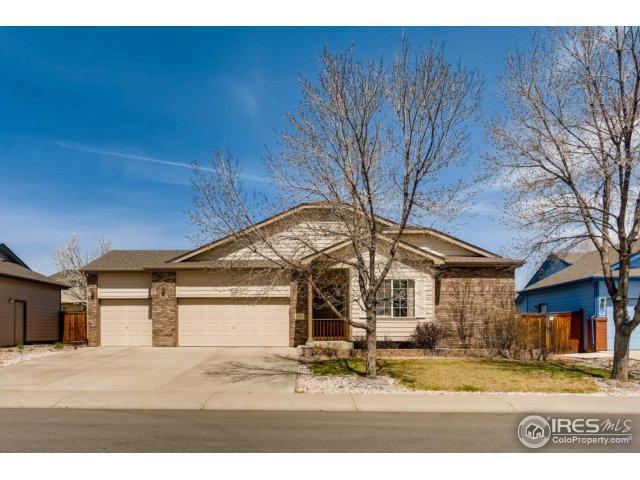 1727 Rhyolite St, Loveland, CO 80537 (MLS #847689) :: Kittle Real Estate