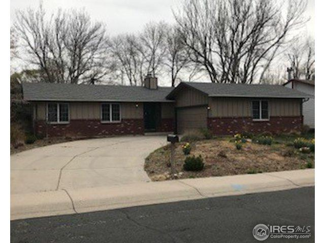 1520 45th Ave, Greeley, CO 80634 (MLS #847690) :: Kittle Real Estate