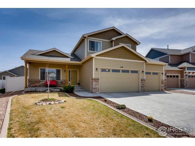 548 Trout Creek Ct, Windsor, CO 80550 (MLS #847698) :: Kittle Real Estate