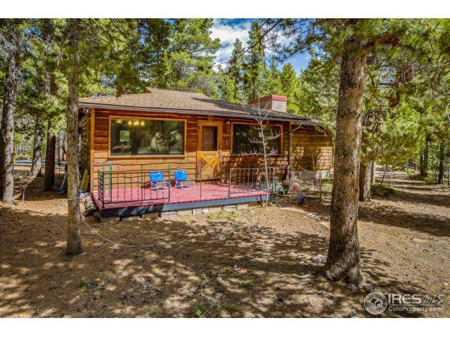252 Long Trail Rd, Black Hawk, CO 80422 (MLS #847708) :: Kittle Real Estate