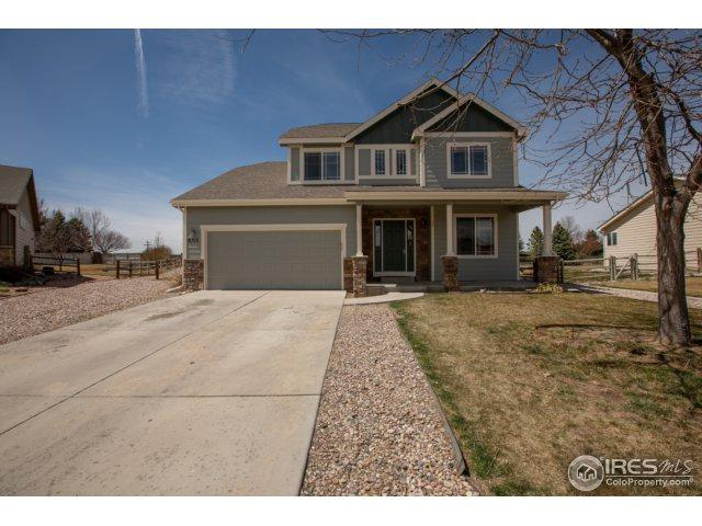8713 Indian Village Dr, Wellington, CO 80549 (MLS #847714) :: Kittle Real Estate