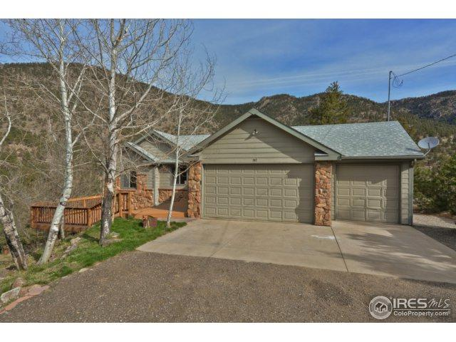 187 Wichita Rd, Lyons, CO 80540 (#847739) :: The Peak Properties Group
