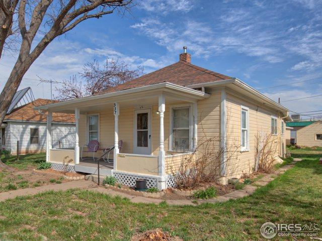 337 6th St, Frederick, CO 80530 (MLS #847741) :: The Lamperes Team