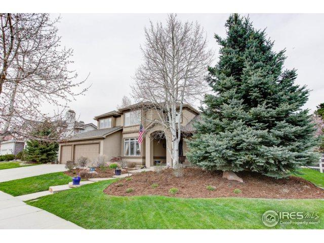 461 Himalaya Ave, Broomfield, CO 80020 (#847743) :: The Griffith Home Team