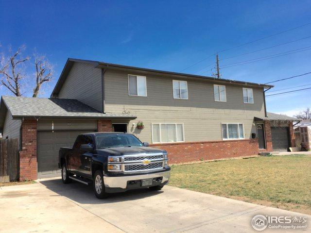804 19th Ave, Greeley, CO 80631 (#847748) :: The Peak Properties Group