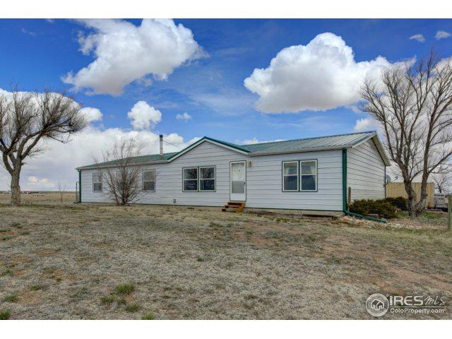 57300 County Road 21, Carr, CO 80612 (#847761) :: Group 46:10 - Denver