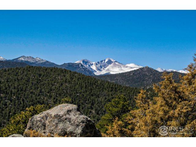 Alpine Dr Lot 72, Estes Park, CO 80517 (#847786) :: Group 46:10 - Denver