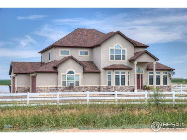 2425 County Road 46, Berthoud, CO 80513 (#847819) :: The Peak Properties Group