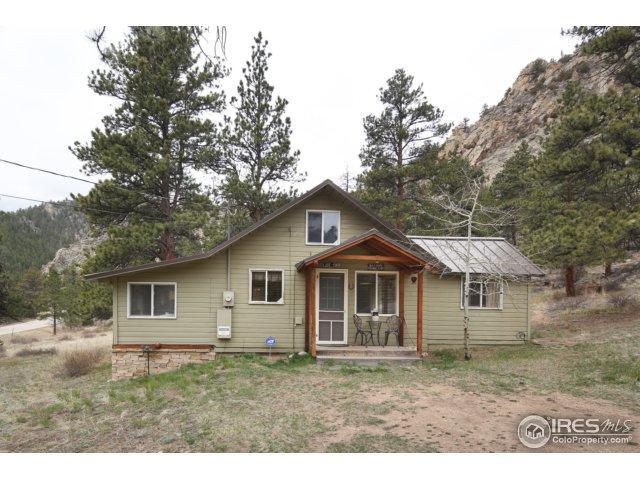 26976 W Highway #14, Bellvue, CO 80512 (#847827) :: The Peak Properties Group