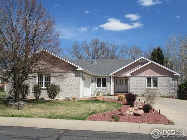 4263 W 14th St Dr, Greeley, CO 80634 (MLS #847835) :: Tracy's Team