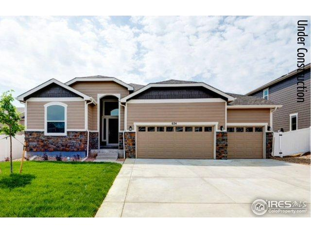 2151 Nicholson St, Berthoud, CO 80513 (#847837) :: The Griffith Home Team