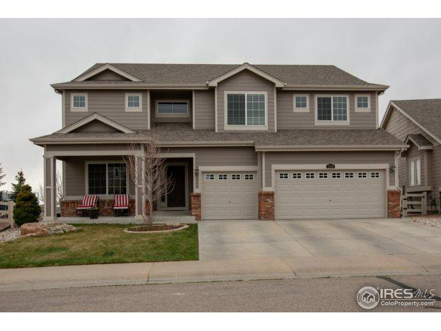 3266 Sedgwick Cir, Loveland, CO 80538 (MLS #847843) :: Tracy's Team