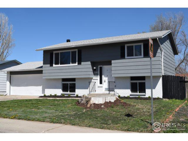 3142 20th Ave, Greeley, CO 80631 (MLS #847862) :: Tracy's Team