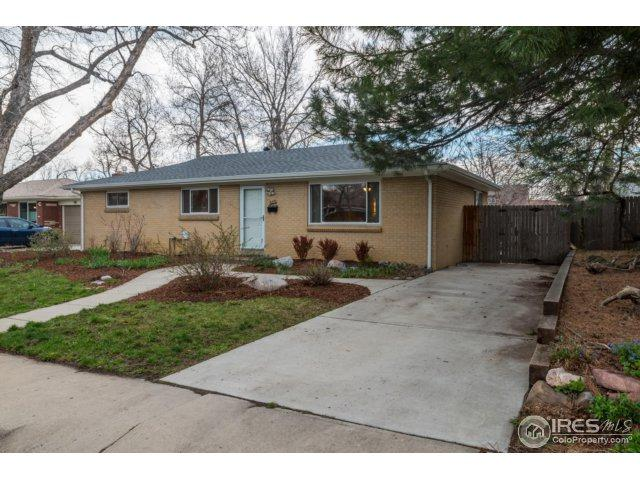 520 S 45th St, Boulder, CO 80305 (MLS #847868) :: 8z Real Estate