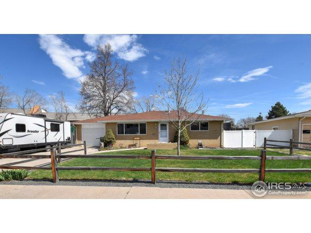 2617 Cedar Dr, Loveland, CO 80538 (MLS #847872) :: Tracy's Team