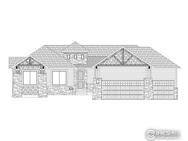 536 Deer Meadow Dr, Loveland, CO 80537 (#847879) :: The Griffith Home Team