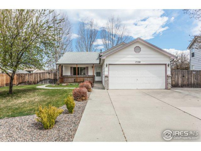 1558 Tori Dr, Loveland, CO 80537 (MLS #847894) :: Tracy's Team