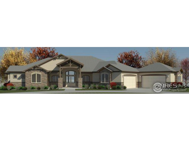 3488 Fox Crossing Pl, Loveland, CO 80537 (MLS #847901) :: Tracy's Team