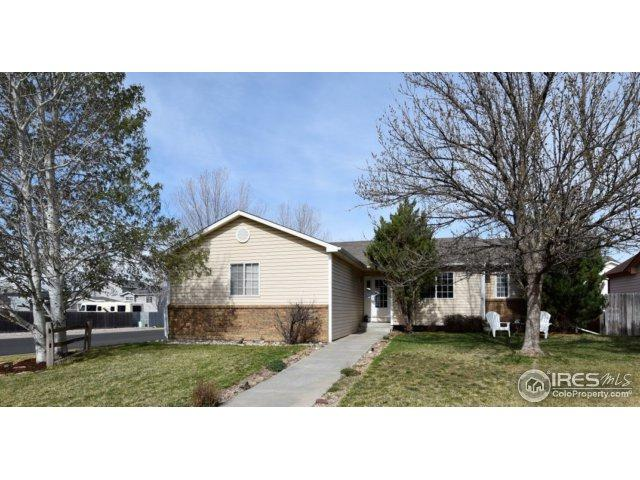 201 N 49th Ave Pl, Greeley, CO 80634 (MLS #847905) :: Tracy's Team