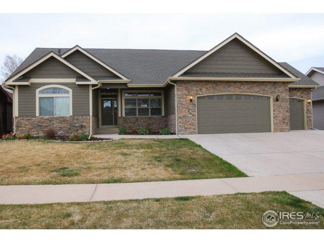6709 34th St Rd, Greeley, CO 80634 (#847923) :: The Peak Properties Group