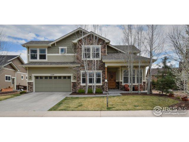 2109 Outer Banks Ct, Windsor, CO 80550 (#847940) :: The Peak Properties Group