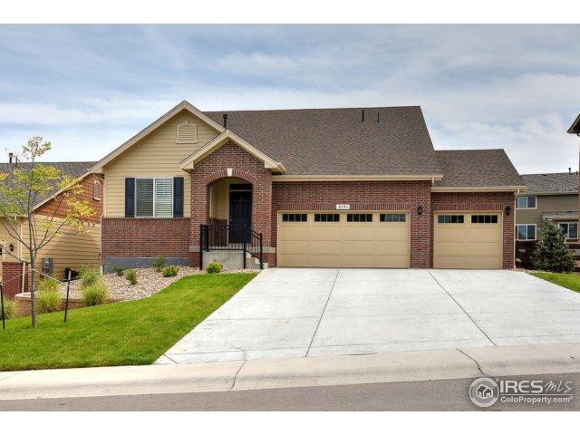 2151 Longfin Dr, Windsor, CO 80550 (#847952) :: The Peak Properties Group
