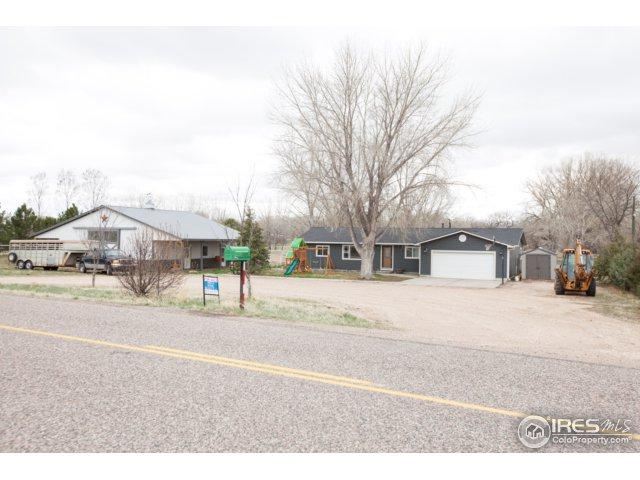 11481 County Road 370, Sterling, CO 80751 (MLS #847960) :: 8z Real Estate