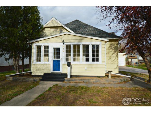 514 Maple St, Fort Morgan, CO 80701 (MLS #847961) :: 8z Real Estate