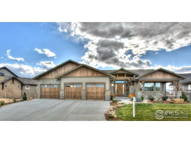 3969 Cashen Ln, Timnath, CO 80547 (MLS #848032) :: The Forrest Group
