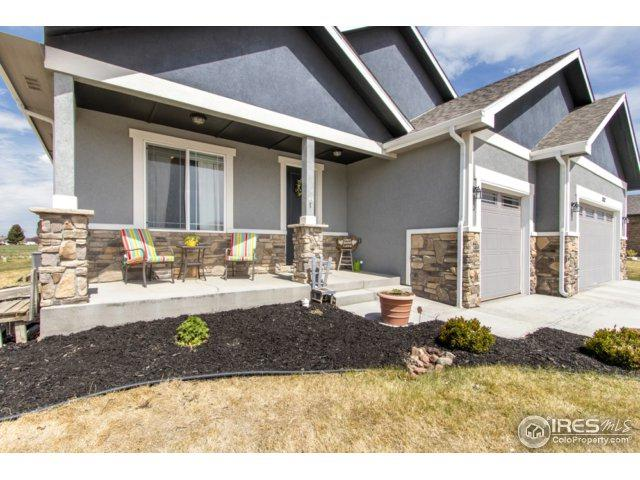 1712 Pioneer Pl, Eaton, CO 80615 (#848060) :: The Peak Properties Group