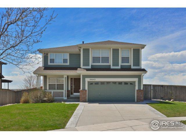 10643 Joplin St, Commerce City, CO 80022 (#848062) :: The Peak Properties Group