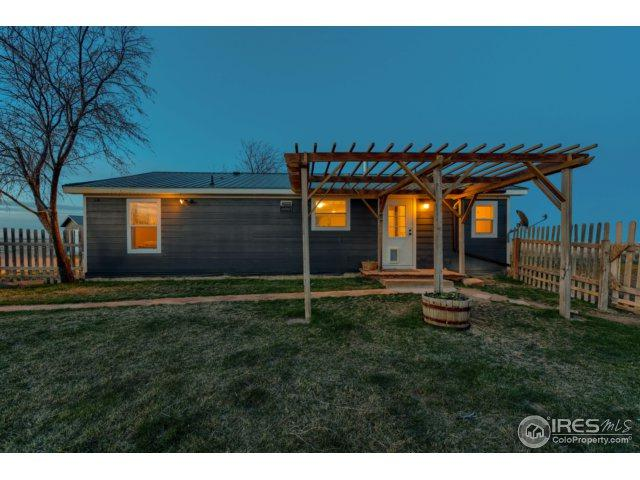 46852 County Road 27, Pierce, CO 80650 (MLS #848074) :: The Forrest Group