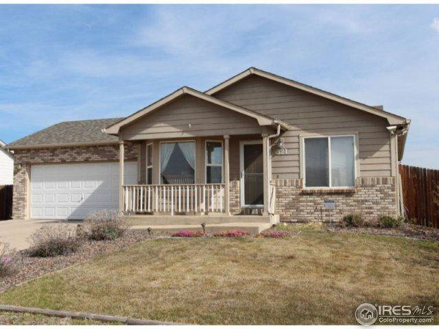 321 E 29th St Rd, Greeley, CO 80631 (#848084) :: The Peak Properties Group