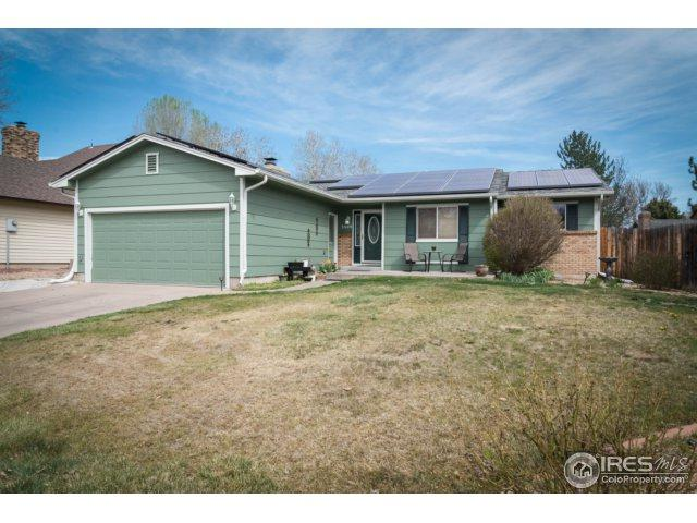 3909 W 14th St, Greeley, CO 80634 (MLS #848117) :: The Forrest Group