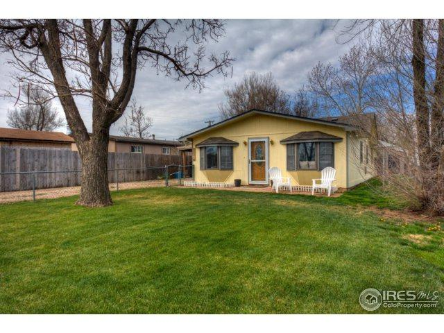 1941 Cherry Ave, Greeley, CO 80631 (MLS #848120) :: The Forrest Group