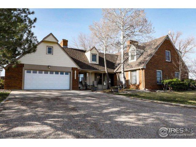 2913 W County Road 6, Berthoud, CO 80513 (MLS #848131) :: The Forrest Group