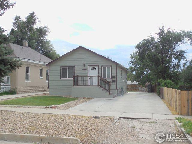 423 13th Ave, Greeley, CO 80631 (MLS #848138) :: The Lamperes Team