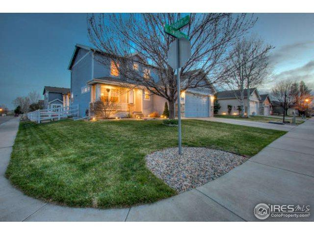 1388 Swallow St, Loveland, CO 80537 (MLS #848141) :: The Forrest Group