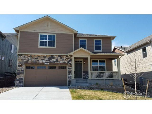 2280 Stonefish Dr, Windsor, CO 80550 (MLS #848143) :: The Forrest Group