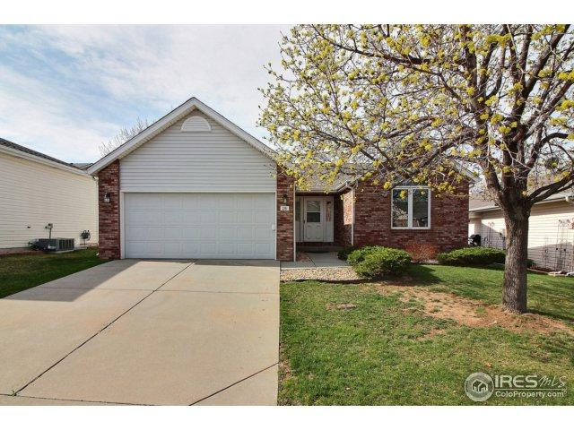 5601 18th St #26, Greeley, CO 80634 (MLS #848148) :: The Forrest Group
