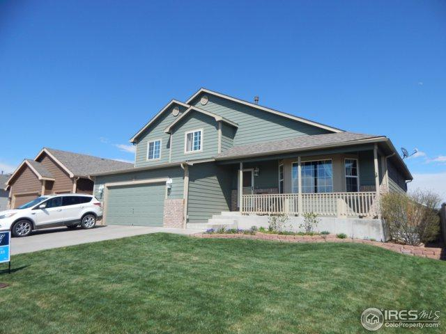 3016 41st Ave, Greeley, CO 80634 (MLS #848151) :: The Forrest Group